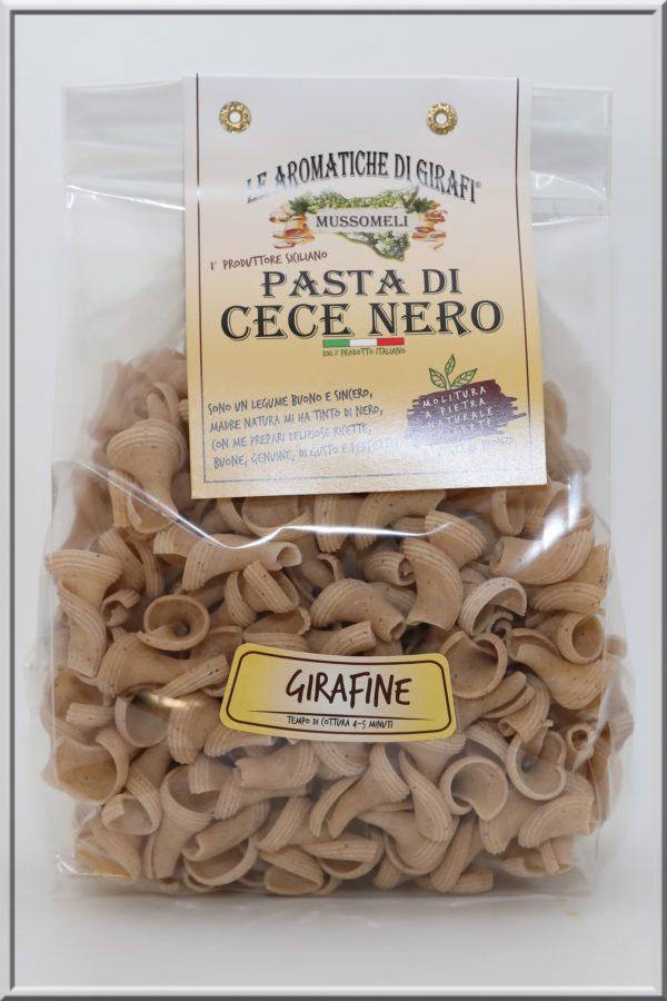 Girafine pasta di cece nero